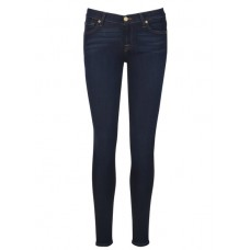 7 FOR ALL MANKIND The Skinny jeans Jean brut BAIRININD Women Jeans TBXWVNM SWT8870HA-THE SKINNY-RINS