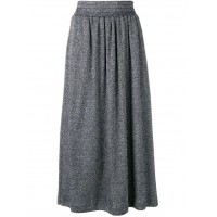 "Women Skirts Golden Goose Deluxe Brand ""Nevea"" midi skirt BLUE - Al Duca D'Aosta BLUE NPLRYES 2036001010"