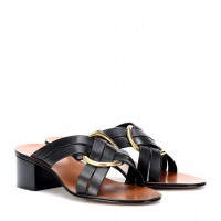 Chloé - Women Sandals Rony leather sandals item no.P00320432 XDVUOFW