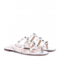 Valentino - Women Sandals Valentino Garavani Rockstud leather sandals item no.P00298353 EPTUECS