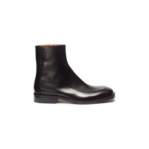 Dries Van Noten Leather boots NGYSRQM Men Boots 221125829