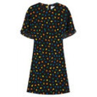 Bird Print Dress multicolored 248334