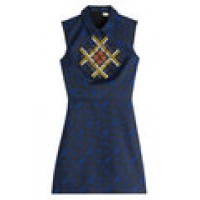 Embellished Dress multicolored 230177