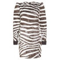 Marc Jacobs Printed Dress stripes 264154