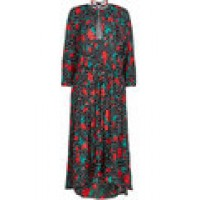 Printed Crepe Dress florals 267544