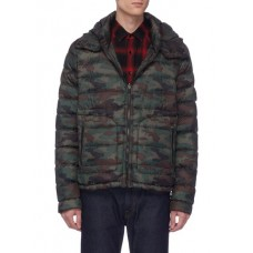 49Winters 'The Down' camouflage print down puffer jacket YKYNMXJ Men Jackets 211175429