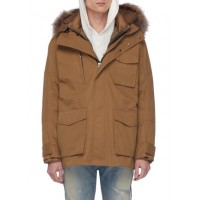 49Winters 'The Utility' fox fur hooded parka DHWLYSY Men Coats 211175428