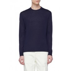 ACNE STUDIOS Nipo美丽诺羊毛针织衫 SFACRJJ Men Knitwears & Sweatshirts
