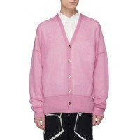 SULVAM 小V领背面针织外套 TRZLBSO Men Knitwears & Sweatshirts