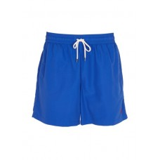 POLO RALPH LAUREN Nylon swimsuit Blue RUGBY ROYAL Men Swimsuits NIAAWIU 710659017-007-RUGBY ROYAL